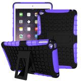 Caisse hybride neuve de téléphone de Kickstand pour l'iPad mini 2/3/4 de l'iPad 2/3/4/5/6