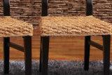Het rieten Meubilair van de Rotan van de Lijst van het Meubilair van het Restaurant van de Eetkamer Rieten