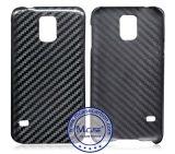 Caso de Smartphone de alta calidad de fibra de carbono para Samsung Galaxry S5
