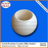 Valvola a sfera e sede di ceramica dell'allumina