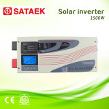 Inversor 1500W do poder para o sistema solar pequeno