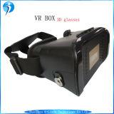Glazen Vr van de Werkelijkheid van de Hoofdtelefoon van Vr van de Doos van Vr de Virtuele 3D voor Mobiele Telefoon