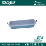 Lumière Emergency rechargeable brevetée par contrat de produit de matériel fluorescent de DJ-03G avec des CB