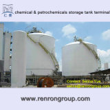 Бак для хранения T-33 промышленного сосуда под давлением химикатов сферически