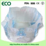 Venta caliente del alto de la absorción pañal disponible cómodo del bebé en Asia Sur-Oriental y África