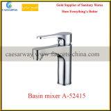 De bronze escolhir a torneira de água sanitária da bacia do banheiro do cromo dos mercadorias do punho