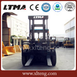 Ltma 디젤 엔진 포크리프트 13t 유압 펌프 포크리프트