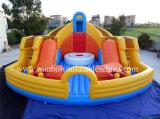 Parco di divertimenti ed isola gonfiabili di Funcity, giochi gonfiabili di sport