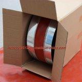 Empalme de tuberías flexible del negro de la pieza del acondicionador de aire (HHC-120C)