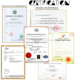 Film de poche d'animal familier de certificat de GV