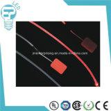 Прокладка света ленты цилиндра TPU СИД освещает вверх крышку шлема