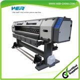 1,8 высокая скорость и высокое разрешение Открытый Eco Solvent Принтер с DX5 руководителя, холст принтера