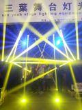 Luz principal móvil de la etapa de la prisma de la fuente 7r 16 de la fábrica