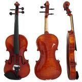 악기 바이올린을 제조하는 도매 공장