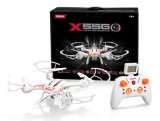 2016 neues Style Camera X55g Quadcopter mit 6 Axis Gyro