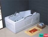 Vasca da bagno smantellata della Jacuzzi con la funzione radiofonica