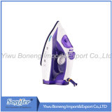 Bewegendes Steam Iron Sf-9003 Electric Iron mit Ceramic Soleplate (Blue)