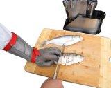 Почта Длинн-Втулки цепная защитная Анти--Отрезала Glove-2375