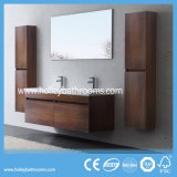 Cuarto de baño moderno excelente Assessories del MDF del estilo europeo con dos lavabos (BF125N)