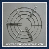 中国の製造者の金属の鋼鉄ファンはモーターファン指のグリルを守る