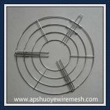 China de acero del metal protectores del ventilador del motor del ventilador dedo Grill