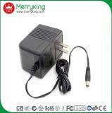 UL-Cer, BRITISCHES Au 12V 500mA, linearer Adapter der Energien-1000mA