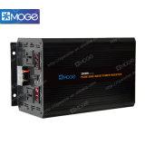 Sistema de seguimiento solar de Moge 3kw picovoltio para el proyector del mecanismo impulsor de la ciénaga