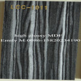تصميم حديثة خشبيّة عال لامعة [لكّ] [مدف] [أوف] ([لكّ-1009])