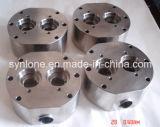 ステンレス鋼の投資鋳造のエンドキャップ
