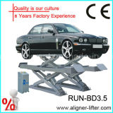 Car Scissor Lift를 위한 싼 Price Used
