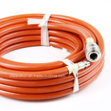 Identificação Rubber Air Hose do ISO 2398 8mm com Quick Release Euro Fittings