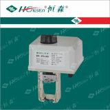 Los actuadores motorizados/HVAC de las válvulas de la vávula de bola Df/Q-Hc (HD) controlan productos