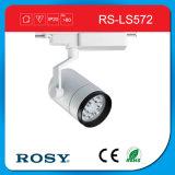 Warmes weißes Schaukasten-und Schrank-Lichter PFEILER LED Spur-Licht