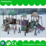 Equipamento ao ar livre do campo de jogos do disconto para miúdos