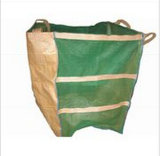 Gardening를 위한 색깔 Green Recycled Big Bag
