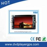 Écran universel 6.2 de Tousch de ventes chaudes '' deux joueur du véhicule MP4 de lecteur DVD de véhicule DIN