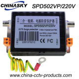 CCTV Video 220V Dispositifs de protection contre l'éclairement d'alimentation (SPD502VP / 220V)