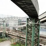 製鉄所の曲げられたベルト・コンベヤー/水平のくねりのコンベヤーはコンベヤーを曲げる