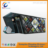 Cine móvil de 4D 5D 7D 9d con el simulador electrónico (WD-G001)