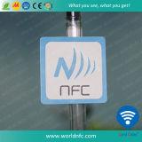Markering NFC de over lange afstand van HF RFID voor Doek Hangtag