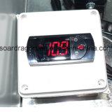 Marchandiseur extérieur de glace pour l'entreposage dans la glace 750kgs