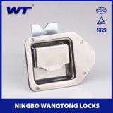 Wangtong w-01 Slot Van uitstekende kwaliteit van de Deur van de Vrachtwagen van het Roestvrij staal het Achter