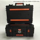 방수 휴대용 퍼스널 컴퓨터 상자 군 탐지 장비 상자 플라스틱 상자