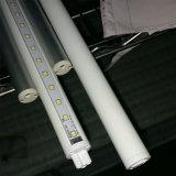 Luz impermeable del gabinete de T8 LED, luz del círculo debajo del gabinete