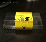 Caja de torta de los PP del claro de la oferta de la fábrica (caja del alimento)