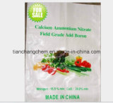 De Meststof van Compond van het Nitraat van het Ammonium van het calcium kan Fabriek de prijs vaststellen van
