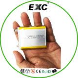 De goedgekeurde 3.7V Batterij Van uitstekende kwaliteit van het Lithium van het Herladen van 1950mAh Li-Ionen
