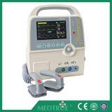 Heiße verkaufende medizinische bewegliche zweiphasige Defibrillator-Maschine