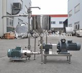 Edelstahl-Dampf-Manteldrehvorsprung-Pumpe