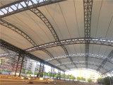 Vorfabrizierte Stahlkonstruktion aufbauender vorfabrizierter Hall